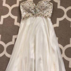 Dresses & Skirts - Beaded prom/ formal dress